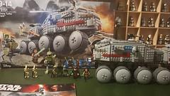 New loot (影Shadow98) Tags: lego star wars clone turbo tank trooper kashyyyk luminara jedi commander gree quinlan vos droids battle