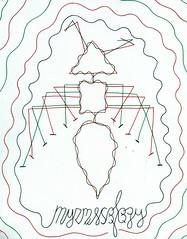 Myrmecology (Daniel Ari Friedman) Tags: pen paper ink draw drawing danielarifriedman daniel friedman art science philosophy green color person creative cartoon picture image entomology insect bug