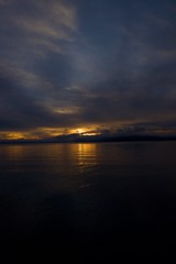 Sunset on Lake Taupo (lukemarkof) Tags: outdoor leica style happy depth nz challenging interest fun shadow funky holiday leicaq classic play travel newzealand exposure teamyoungmarkof special view light dark exotic laketaupo taupo
