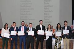 ACTO ACADÉMICO ENTREGA DE DIPLOMAS (comunicacion.etsime) Tags: diplomas etsime upm estudiantes universidad innovación ingeniería formación