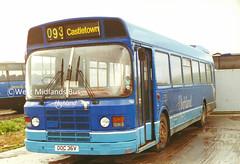 133 DOC 36V (WMT2944) Tags: 1036 doc 36v leyland national mk2 highland country rapsons wmpte west midlands travel