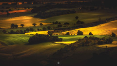 Country Spotlights (Augmented Reality Images (Getty Contributor)) Tags: nisifilters canon clouds countryside fields flowers hills landscape light longexposure nature perthshire scotland shadow spring summer sunshine trees