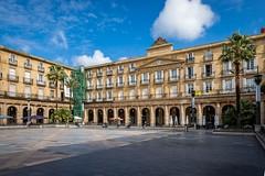 Bilbao - Plaza Nueva (grzegorzmielczarek) Tags: baskenland bilbao bizkaia cascoviejo españa euskadi paísvasco spanien es