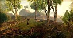 Devin's Eye (3) (Kayleigh Lavender*) Tags: devin devinseye roymildor horse cheval landscape