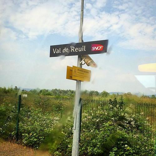 #rouenparisrouen #valdereuil #eure #train #sncf