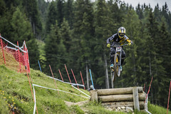 dirt m (phunkt.com™) Tags: uci world cup saalfelden leogang 2018 race dh down hill downhill phunkt phunktcom keith valentine