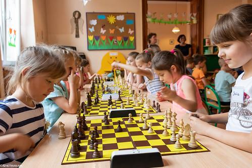 VIII Turniej Szachowy Przedszkolaków o Mistrzostwo Świdnicy-75