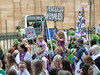 Suffragette Centenary March Edinburgh 2018 (102) (Royan@Flickr) Tags: suffragettes suffrage womens march procession demonstration social political union vote centenary edinburgh 2018