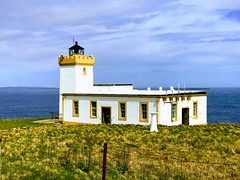 Duncansby Head lighthouse, Caithness, Scotland (Andrés Bentancourt) Tags: scotland escocia trip travel tourism uk united kingdom vacations landscapes cityscapes scottish highlands caithness duncansby head