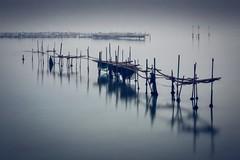 Venice No. 10 (Pat Kelleher) Tags: venice minimal monocrome longexposure
