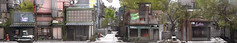 My Neighborhood (Blanche Foxclaw) Tags: thearcade uber spirit valekoer nutmeg justanimals tram minimal