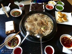Hot pot - Lhasa (cattan2011) Tags: 西藏 拉萨 tradition culture dinners meal hotpot traveltuesday travelphotography travelbloggers travel landscapeportrait lhasa tibet foodie foodies food dishes