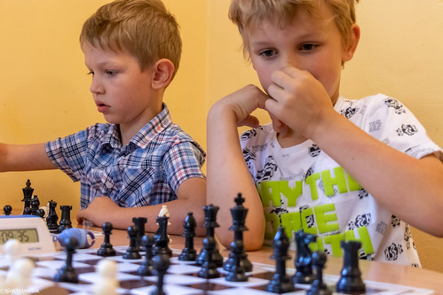 VIII Szachowe Mistrzostwa Społecznego Przedszkola Akademia Przedszkolaka-6