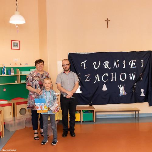 VIII Turniej Szachowy Przedszkolaków o Mistrzostwo Świdnicy-117