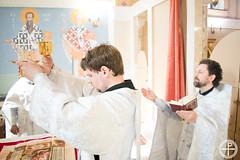 Богослужения Троицкой родительской субботы