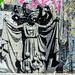the demon (bilderkombinat berlin) Tags: ⨀2018 berlin streetart city capital art mitte germany berlinstreetart eu square hausschwarzenberg religious cafécinema wheatpaste 11 pasteup europa europe
