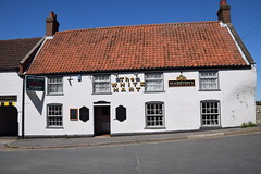 DSC_7406 Brigg North Lincolnshire Bridge Street The White Hart Marston's English Pub (photographer695) Tags: brigg north lincolnshire bridge street the white hart marstons english pub