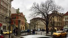 Uhelný trh (Coal Market) Square, Old Town, Prague, Czech Republic (David McKelvey) Tags: 2018 europe czech republic prague praha square coal market iphone6plus uhelnýtrh