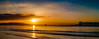 Sunrise Algeciras (Trevor Bowling) Tags: algeciras sunrise morning am sea bay gibraltar coast clouds light espana spain 2018 ships anchored horizon andalucia