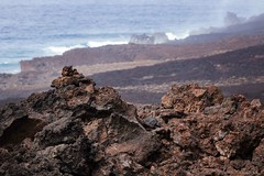 Still On Earth Part II (galvanol) Tags: haze elhierro wave atlantic landscape olivergalvan volcano lavabomb water island mood volcanic lava galvanol mystery canaries