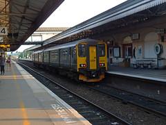 150232 Exeter St Davids (Marky7890) Tags: gwr 150232 class150 sprinter 2e88 exeterstdavids railway devon devonmainline train