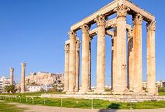 5528_GREECE_ATHENS (KevinMulla) Tags: ancientruin athens greece temple templeofzeus athina attica