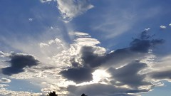 May 29, 2018 - Interesting Clouds in Broomfield. (David Canfield)