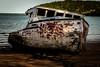 Built this Ship to Wreck (langdon10) Tags: canada canon70d digbyneck novascotia shoreline ocean outdoors wreck