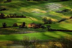 Senza titolo (Enzo Ghignoni) Tags: casa colline erba prati alberi