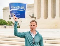 2018.06.04 SCOTUS Rally, Masterpiece Cake Case, Washington, DC USA 02736