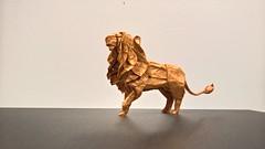 Lion - designed by Satoshi Kamiya (Nguyễn Tuấn Tài) Tags: