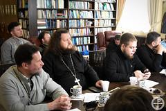 В Академии прошло очередное совещание православных сектоведов