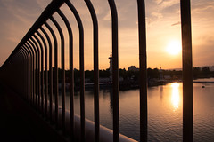 Infinite sunset (Lowenzo Izo) Tags: mapschau übung architecture fotoschule wien fotokurs vienna vienne