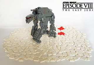 Star Wars Episode VIII - The Last Jedi -AT-M6 Walker