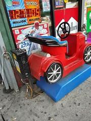 Motorcar kiddie ride (moderngirl21) Tags: motorcar kiddierides