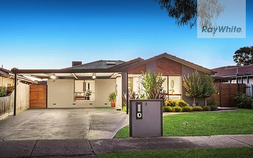 3 Berry Ct, Mill Park VIC 3082