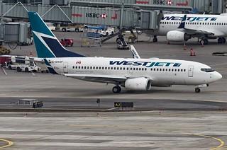C-GWSP / Boeing 737-7CT(W) / 36693/3108 / WestJet