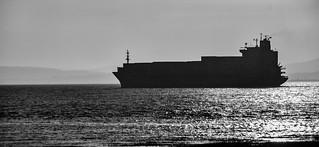 Bristol Channel Container Ship