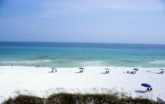 Destin, Florida Beach (Stabbur's Master) Tags: florida floridapanhandle floridabeach destin beach shore gulfofmexico gulfofmexicobeach floridapanhandlebeach destinbeach 1985destin