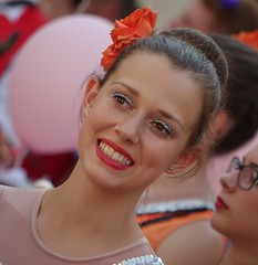 ... majorette _ FP3360M (attila.stefan) Tags: stefán stefan attila pentax k50 portrait portré sárvár sárvári mazsorett majorette majorettes fúvószenekari festival fesztivál 2018
