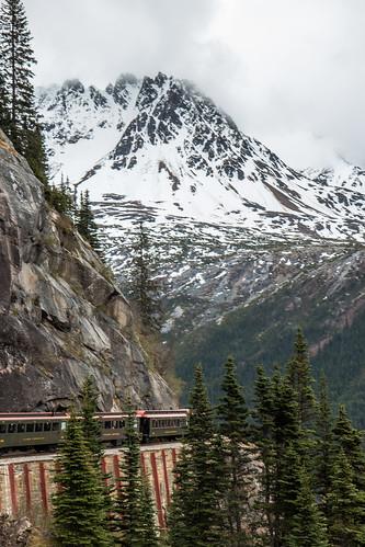 White Pass & Yukon Railroad - Skagway - Alaska (15 of 19)