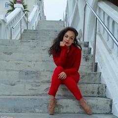 Steffi Carter (Kent Freeman (Back Part Time)) Tags: oceanside stefficarter urban ballet ballerina dancer canon 5d mkiii ef eos 24105mm rotolight neo2 is usm