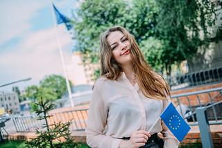 Young European Ambassadors meet EU Ambassador to Ukraine