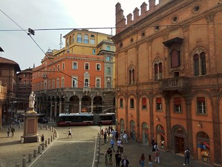 Postcard from Bologna