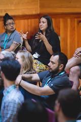 Activate_AMcPhoto_043 (HollyhockLife) Tags: 2018 activate britishcolumbia canada conference cortesisland hollyhock indoor modhaliwal olatunji