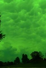Stormy skies (J2+K2) Tags: storms clouds mammatus mammatusclouds ohio thunderstorms