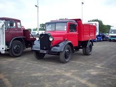BTO 82 (Jonny1312) Tags: lorry truck bedford tipper ballymena