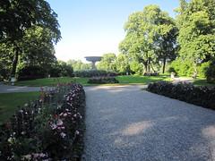 Rosendal Palace SWEDEN (Christine G. H. Franck) Tags: rosendalpalace rosendalslott djurgarden stockholm sweden classicalarchitecture frederickblom porphyry vase