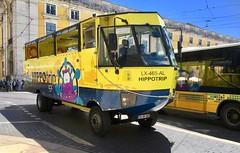 Road-boat or water-bus? (ernstkers) Tags: boat bus lisboa lisbon lisbonne lissabon portugal