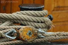 ropes 2 (photos4dreams) Tags: transport transportation photos4dreams p4d photos4dreamz norddeutschland ostsee kappeln balticsea sailing sail ship boot segelboot